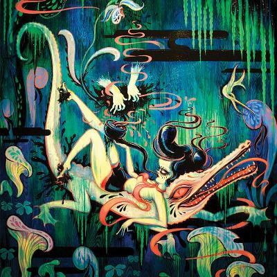 Mirror, Black Mirror Slipcase Edition: The Art of Camille Rose Garcia (Hardback)