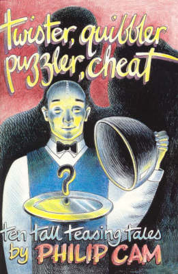 Twister, Quibbler, Puzzler, Cheat (Paperback)