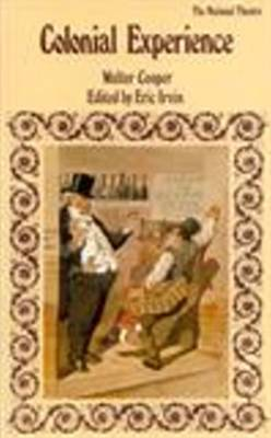 Colonial Experience - PLAYS (Paperback)