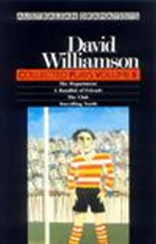 Williamson: Collected Plays Volume lI (Paperback)