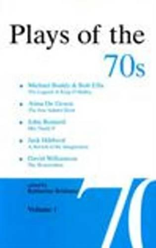 Plays of the 70s: Volume 1 - PLAY COLLECTIONS (Paperback)