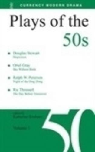 Plays of the 50s Volume 1 (Paperback)