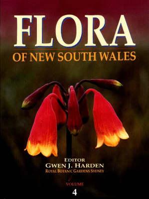 Flora of New South Wales: v. 4 (Hardback)
