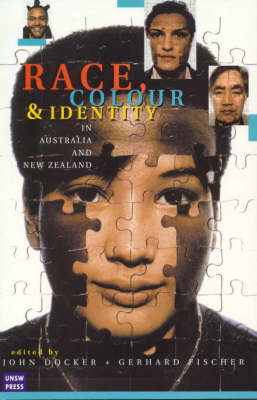 Race, Colour and Identity in Australia and New Zealand (Paperback)