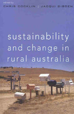 Sustainability and change in rural Australia (Paperback)