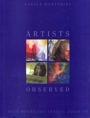 Artists Observed: Blue Mountains Artists Close Up (Paperback)