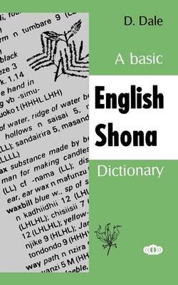 A Basic English-Shona Dictionary (Paperback)