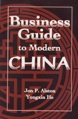 Business Guide to Modern China (Paperback)