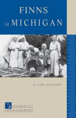 Finns in Michigan (Paperback)