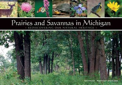 Prairies and Savannas in Michigan: Rediscovering Our Natural Heritage (Paperback)