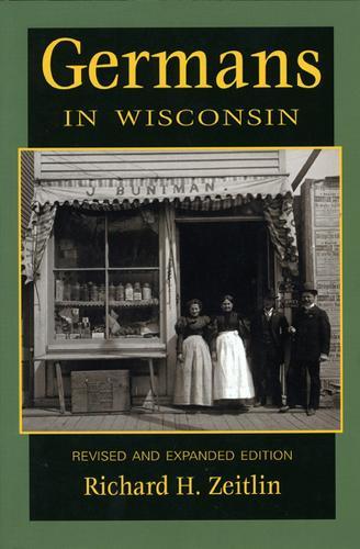 Germans in Wisconsin (Paperback)