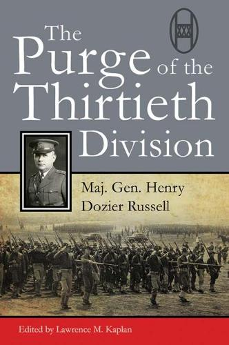 The Purge of the Thirtieth Division (Hardback)