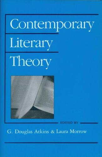 Contemporary Literary Theory (Paperback)