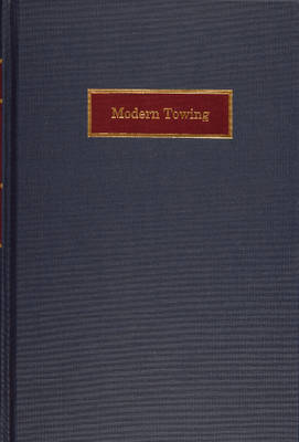 Modern Towing (Hardback)
