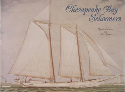 Chesapeake Bay Schooners (Paperback)