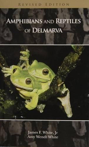 Amphibians and Reptiles of Delmarva (Paperback)