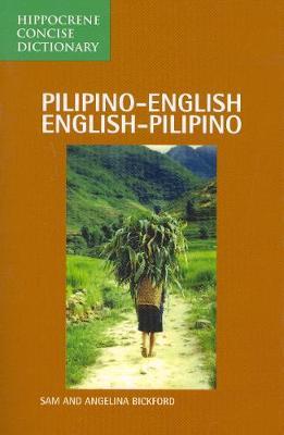 Pilipino-English / English-Pilipino Concise Dictionary (Paperback)