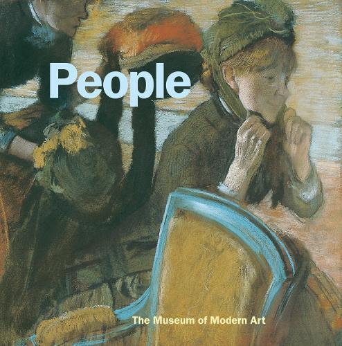 People - MoMA Art Basics for Kids (Hardback)