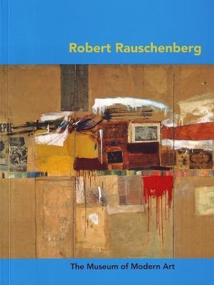 Robert Rauschenberg - MoMA Artist Series (Paperback)