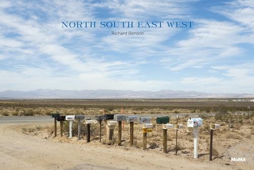 Richard Benson: North South East West (Hardback)