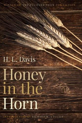 Honey in the Horn (Paperback)