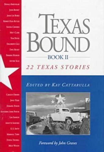 Texas Bound:Bk II (Hardback)