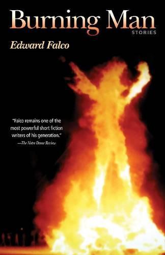 Burning Man: Stories (Hardback)