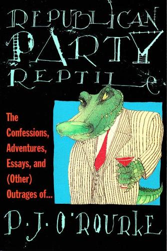 Republican Party Reptile (Paperback)