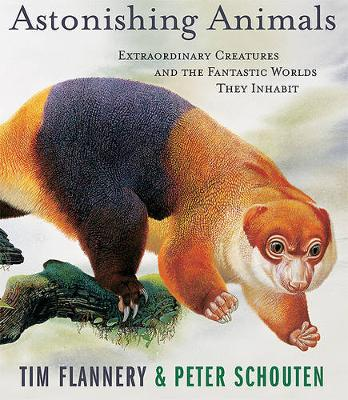 Astonishing Animals: Extraordinary Creatures and the Fantastic Worlds They Inhabit (Hardback)