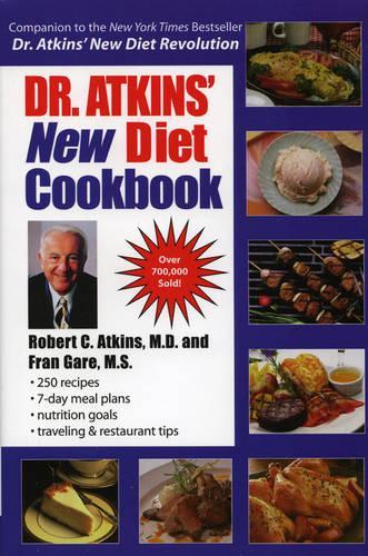 Dr. Atkins' New Diet Cookbook (Hardback)