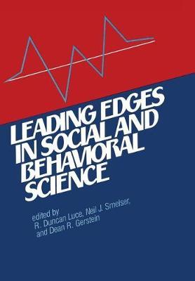 Leading Edges in Social and Behavioural Science (Hardback)