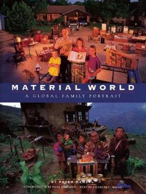 Material World: A Global Family Portrait (Hardback)
