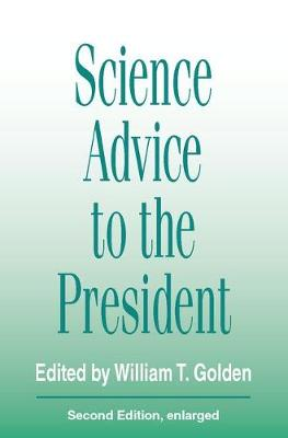 Science Advice to the President (Paperback)