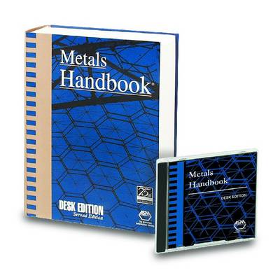 Engineered Materials Handbook Desk Edition (CD-Rom) - ASM Handbooks (CD-ROM)