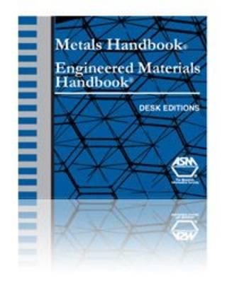 Materials Handbook & Engineering Materials Handbook: Desk Edition on CD - ASM Handbooks (CD-ROM)