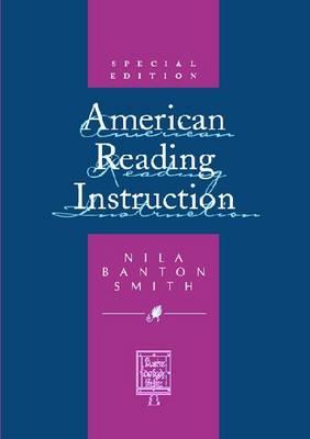 American Reading Instruction (Hardback)