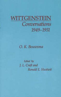 Wittgenstein: Conversations, 1949-51 (Paperback)