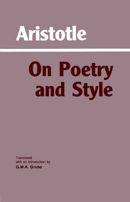On Poetry & Style (Paperback)
