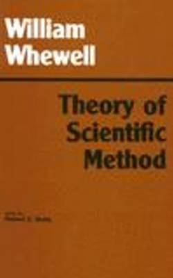 Theory of Scientific Method (Hardback)