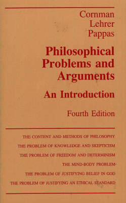 Philosophical Problems and Aurguments: An Introduction (Paperback)