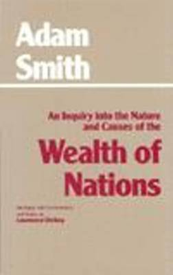 The Wealth of Nations (Hardback)
