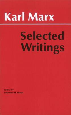 Marx: Selected Writings (Paperback)