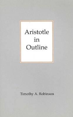 Aristotle In Outline (Hardback)