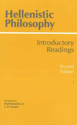 Hellenistic Philosophy (Paperback)