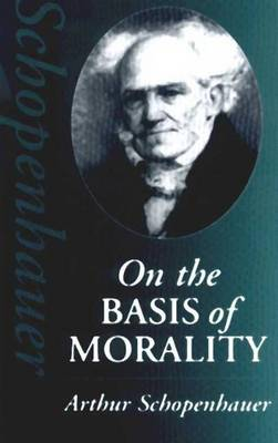 On the Basis of Morality (Paperback)