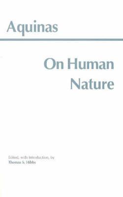On Human Nature (Hardback)