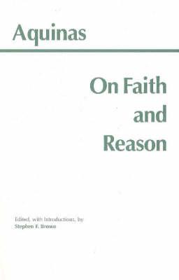 On Faith and Reason (Hardback)