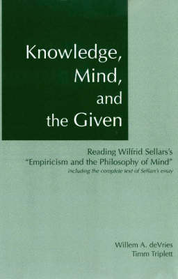Knowledge, Mind & the Given (Paperback)