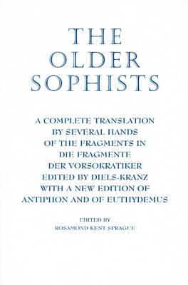 The Older Sophists (Paperback)