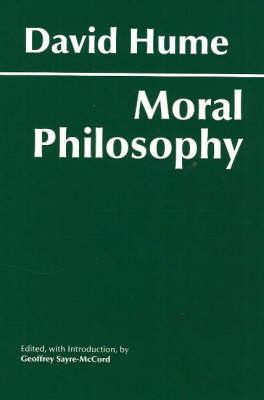 Hume: Moral Philosophy (Paperback)